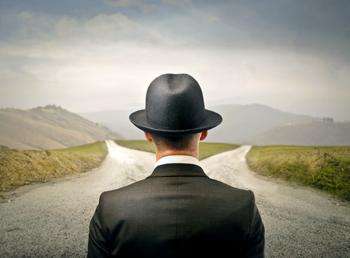 Homem o que você escolhe: A vida de Sucesso ou de Desatino?